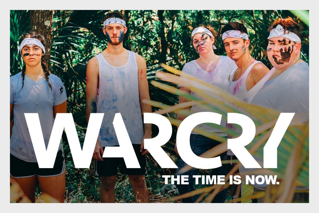 WARCRY :: The Time Is Now ::